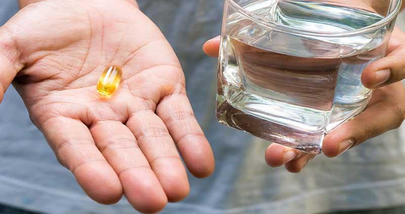 tomar capsula de aceite de onagra